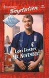 Mr. November (PI & Men To The Rescue, #5)