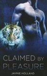 Claimed by Pleasure (Wonderland, #2)