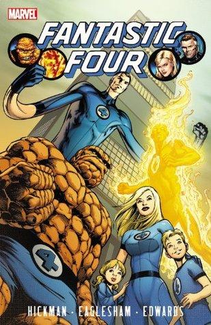 Fantastic Four by Jonathan Hickman, Vol. 1 by Jonathan Hickman