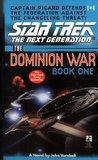 Behind Enemy Lines (Star Trek: The Dominion War, #1)