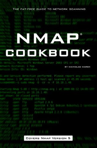 Nmap Cookbook: The Fat-free Guide to Network Scanning