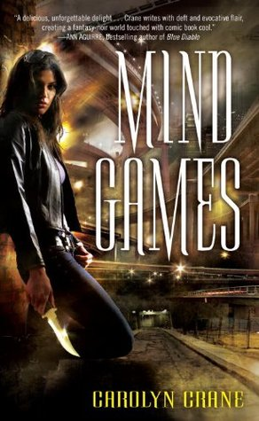 Book Review: Carolyn Crane's Mind Games
