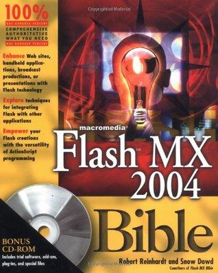 MacromediaFlashMX 2004 Bible