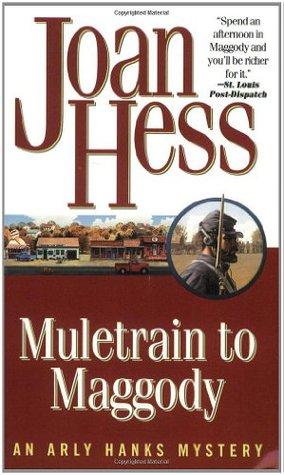Muletrain to Maggody (Arly Hanks, #14)