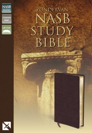 Zondervan NASB Study Bible by Anonymous