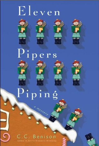 Eleven Pipers Piping (Father Christmas Mystery #2)