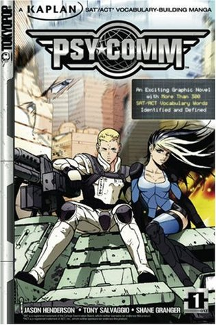 Psy-Comm: Volume 1; Kaplan SAT/ACT Vocabulary-Building Manga
