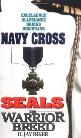 Navy Cross (Seals: The Warrior Breed, #4)