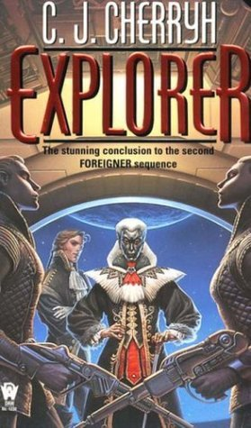 Explorer by C.J. Cherryh