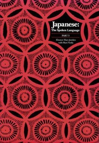 Japanese, The Spoken Language: Part 3