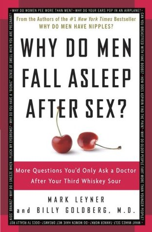 Why do men fall asleep after sex book