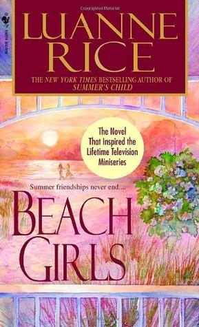 Beach Girls by Luanne Rice