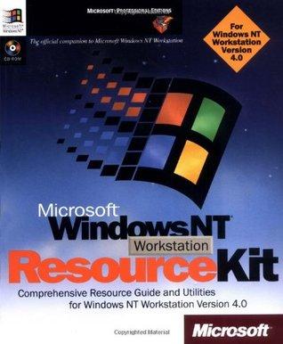 Microsoft Windows NT Workstation Resource Kit by Microsoft Corporation