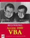 Beginning Access 2000 VBA