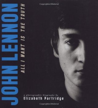 John Lennon by Elizabeth Partridge