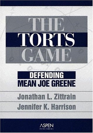 The Torts Game: Defending Mean Joe Greene