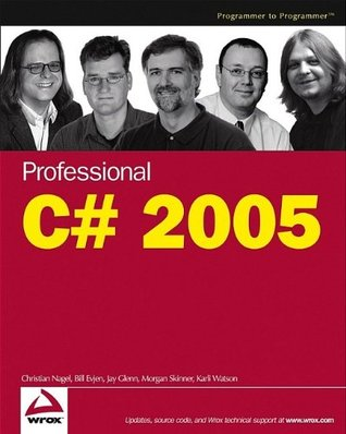 Professional C# by Christian Nagel