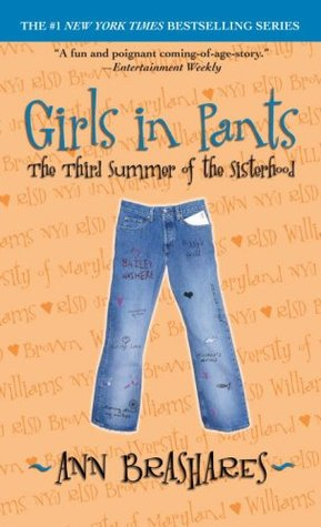 Girls in Pants by Ann Brashares