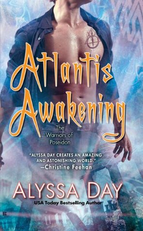 Book Review: Alyssa Day's Atlantis Awakening