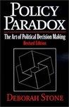 Policy Paradox by Deborah Stone