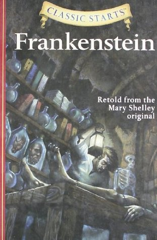 Frankenstein classic starts series by deanna mcfadden 35266 fandeluxe Image collections