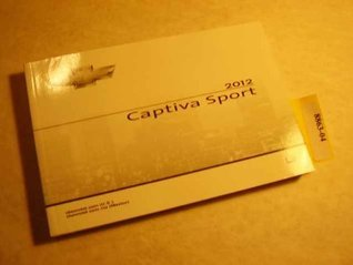 2012 Chevrolet Captiva Sport Owners Manual