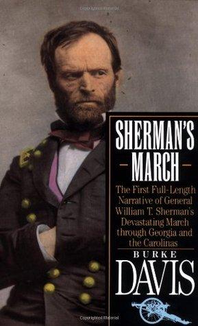 Shermans march by burke davis 210490 fandeluxe Choice Image