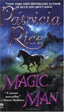 Magic Man (Magic, #6)