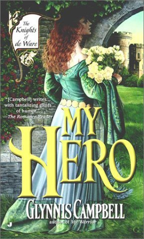 My Hero (Knights of de Ware, #3)