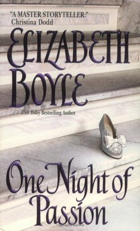 One Night of Passion (Danvers, # 1)