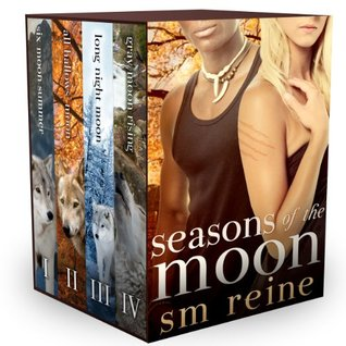 Seasons of the Moon Series, Books 1-4 (Seasons of the Moon #1-4)