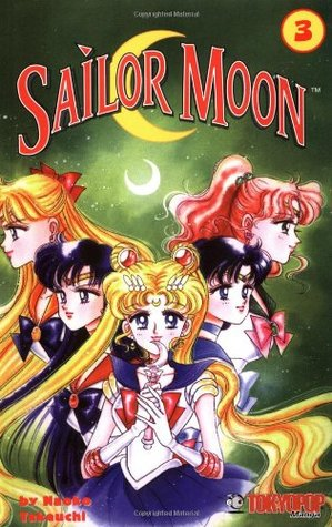Sailor Moon, #3 by Naoko Takeuchi