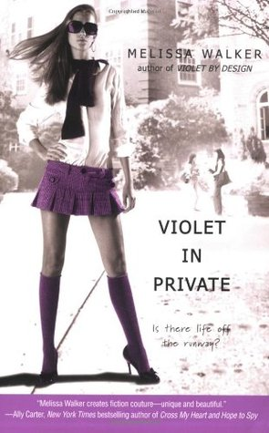 Violet in Private