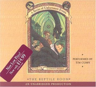 The Reptile Room (A Series of Unfortunate Events, #2)