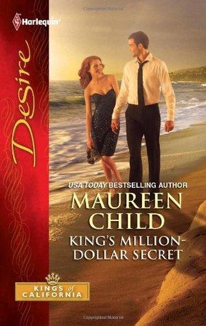 King's Million-Dollar Secret (Kings of California, #9)