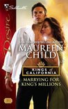 Marrying for King's Millions (Kings of California, #2)