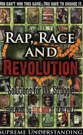 Rap, Race and Revolution Limited Edition Classic Cover