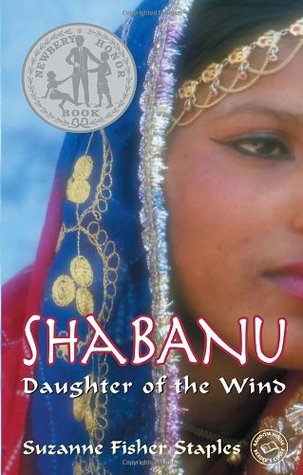 Shabanu by Suzanne Fisher Staples