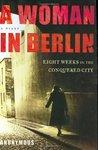 A Woman in Berlin by Marta Hillers