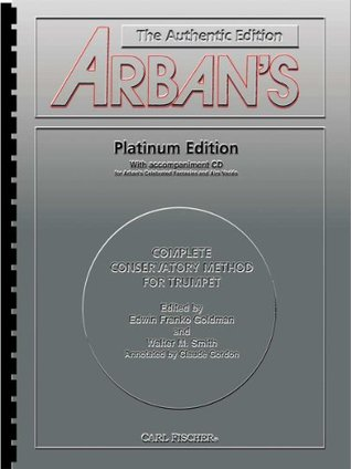 Arbans complete method trumpet platinum edition by jb arban 336244 fandeluxe Image collections