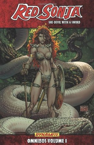 Red Sonja Omnibus, Vol. 1 by Mike Carey