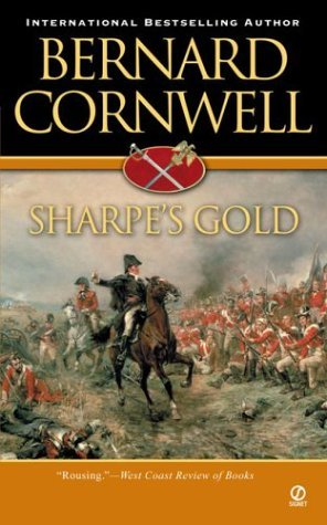 Book Review: Bernard Cornwell's Sharpe's Gold: Richard Sharpe and the Destruction of Almeida