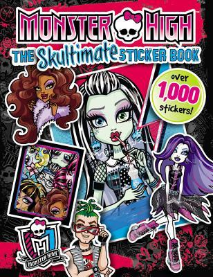 Monster High:  The Skultimate Sticker Book
