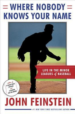 Where Nobody Knows Your Name: Life In the Minor Leagues of Baseball por John Feinstein