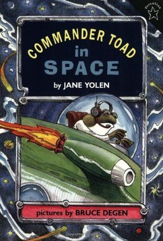 Commander Toad in Space por Jane Yolen 978-0698113558 FB2 EPUB