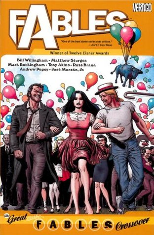 Fables, Vol. 13 by Bill Willingham