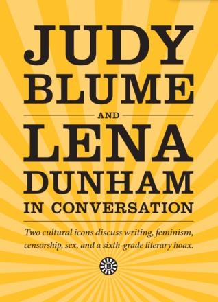 Judy Blume and Lena Dunham in Conversation
