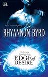 Edge of Desire (Primal Instinct, #3)