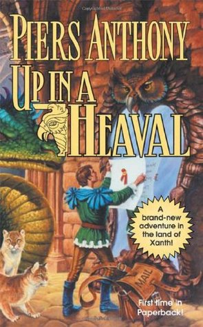 Up in a Heaval by Piers Anthony