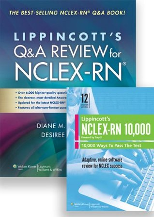Lippincott NCLEX-RN 10,000 (Prepu); Plus Billings Q&A Review 11E Package